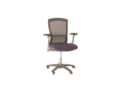 Haworth Purple chair 200 pcs Model VERY