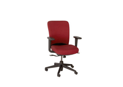 Haworth Red Task chairs 350 pcs 2