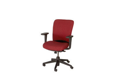 Haworth Red Task chairs 350 pcs