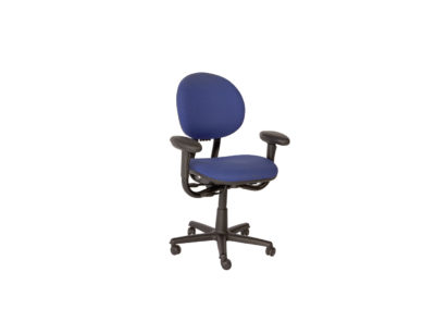 Steelcase Criterions Task chairs over 800pcs avail Blue Midback 2