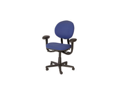 Steelcase Criterions Task chairs over 800pcs avail Blue Midback
